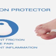 Protection Grand Orteil Hallux Valgus Silicone