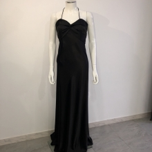 Robe Noir Let's Fashion Made in USA