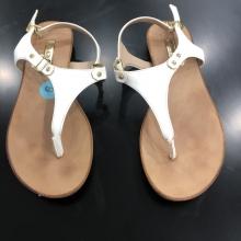 Sandales plates Aldo Cuir pointure US 6 - Occasion - Très bon état