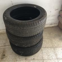 4 pneus Run Flat Good Year 245/45 R18
