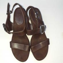 Sandale pour femme semi cuir