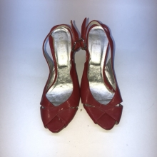 Sandale demi-talon